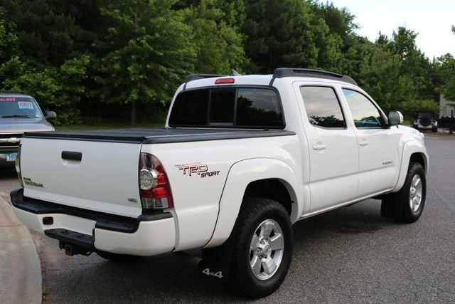 2012 Toyota Tacoma SR5 TRD SPORT 4X4 Mooresville, North Carolina 65