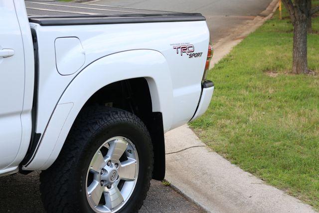 2012 Toyota Tacoma SR5 TRD SPORT 4X4 Mooresville, North Carolina 62
