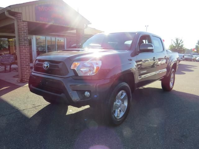 2012 Toyota Tacoma PreRunner   Mooresville, NC   Mooresville Motor Company in Mooresville NC