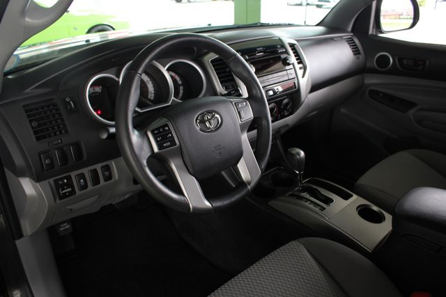 2012 Toyota Tacoma SR5 Double Cab Long Bed 4x4 Mooresville , NC 33