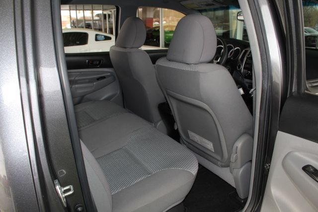 2012 Toyota Tacoma SR5 Double Cab Long Bed 4x4 Mooresville , NC 40
