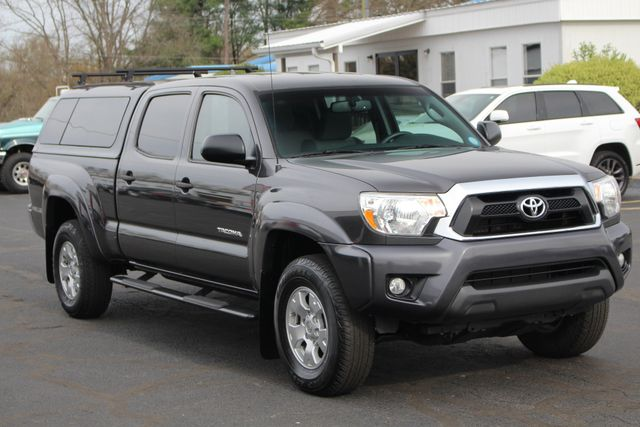 2012 Toyota Tacoma SR5 Double Cab Long Bed 4x4 Mooresville , NC 23