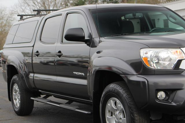 2012 Toyota Tacoma SR5 Double Cab Long Bed 4x4 Mooresville , NC 25