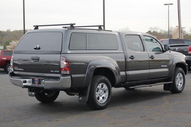 2012 Toyota Tacoma SR5 Double Cab Long Bed 4x4 Mooresville , NC 27