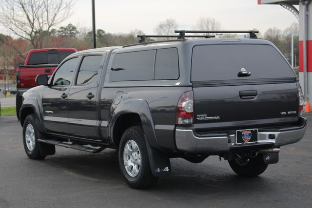 2012 Toyota Tacoma SR5 Double Cab Long Bed 4x4 Mooresville , NC 28