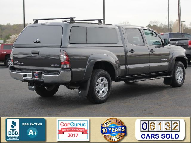 2012 Toyota Tacoma SR5 Double Cab Long Bed 4x4 Mooresville , NC 2