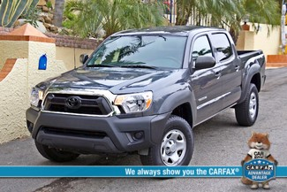 2012 Toyota TACOMA PRERUNNER DOUBLE CREW CAB AUTOMATIC ONLY 53K MLS 1-OWNER Woodland Hills, CA