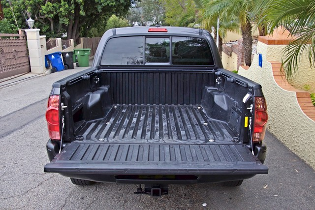 2012 Toyota TACOMA PRERUNNER DOUBLE CREW CAB AUTOMATIC ONLY 53K MLS 1-OWNER Woodland Hills, CA 10