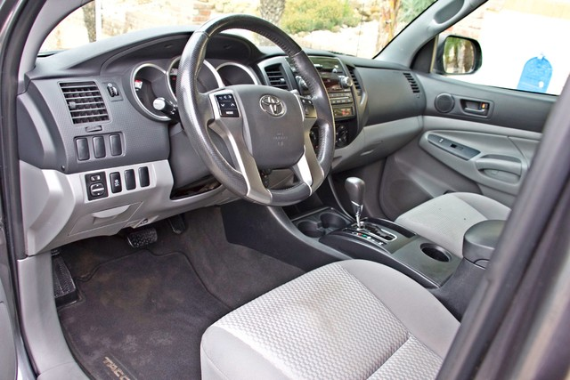 2012 Toyota TACOMA PRERUNNER DOUBLE CREW CAB AUTOMATIC ONLY 53K MLS 1-OWNER Woodland Hills, CA 15