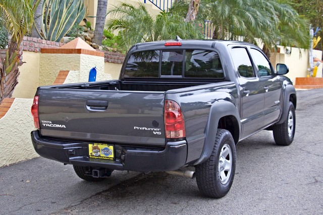 2012 Toyota TACOMA PRERUNNER DOUBLE CREW CAB AUTOMATIC ONLY 53K MLS 1-OWNER Woodland Hills, CA 35
