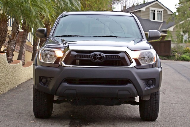 2012 Toyota TACOMA PRERUNNER DOUBLE CREW CAB AUTOMATIC ONLY 53K MLS 1-OWNER Woodland Hills, CA 30