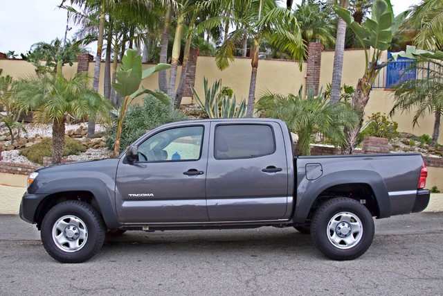 2012 Toyota TACOMA PRERUNNER DOUBLE CREW CAB AUTOMATIC ONLY 53K MLS 1-OWNER Woodland Hills, CA 6