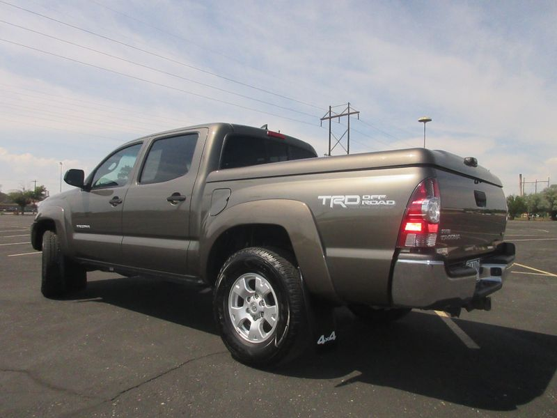 2012 Toyota Tacoma Double Cab 4X4 TRD  Fultons Used Cars Inc  in , Colorado