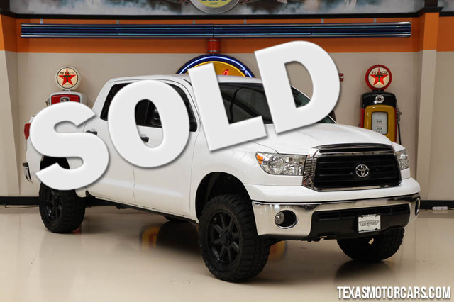 2012 Toyota Tundra Financing is available with rates as low as 29 wac Get pre-approved in no