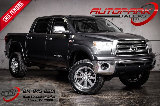 2012 Toyota Tundra Crewmax Lifted w/ Upgrades in Addison TX