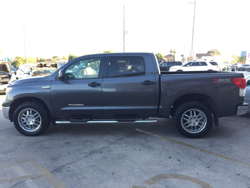2012 Toyota Tundra TSS 4X4  Brownsville TX  English Motors  in Brownsville, TX