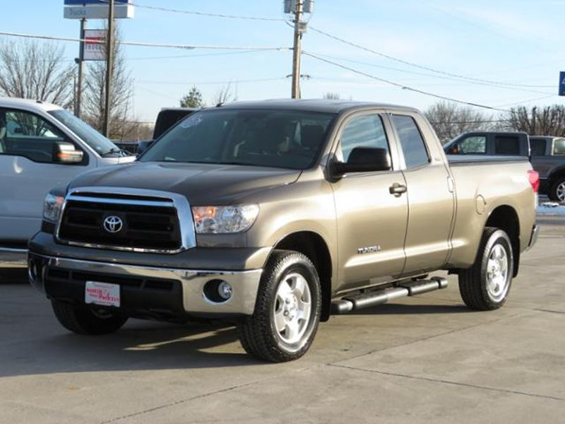 2012 Toyota Tundra Double Cab TRD One Owner  in Ankeny IA