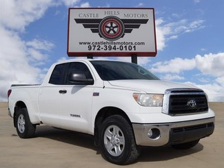 2012 Toyota Tundra Crew Cab, Tow Package, 5.7L Power, Super Clean! in Lewisville Texas