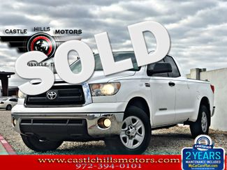 2012 Toyota Tundra Crew Cab, Tow Package, 5.7L Power, Super Clean! | Lewisville, Texas | Castle Hills Motors in Lewisville Texas