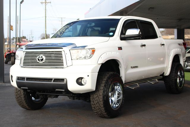 2012 Toyota Tundra LTD CrewMax 4x4 TRD OFF-ROAD - LIFTED Mooresville , NC 22