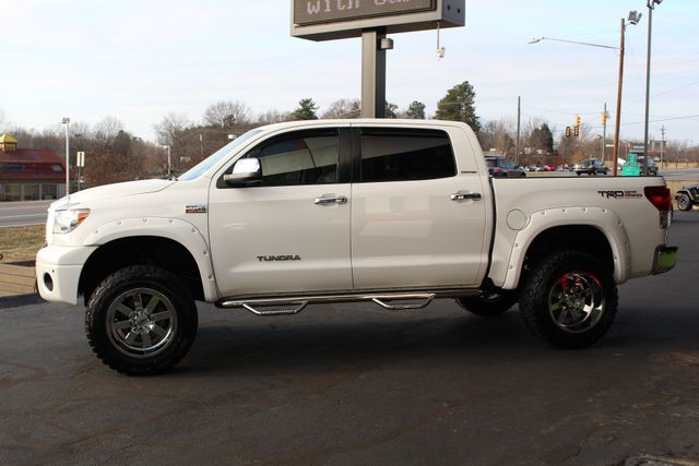 2012 Toyota Tundra LTD CrewMax 4x4 TRD OFF-ROAD - LIFTED Mooresville , NC 14