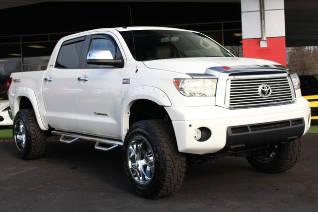 2012 Toyota Tundra LTD CrewMax 4x4 TRD OFF-ROAD - LIFTED Mooresville , NC 21
