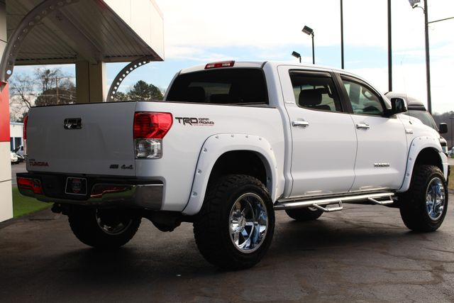 2012 Toyota Tundra LTD CrewMax 4x4 TRD OFF-ROAD - LIFTED Mooresville , NC 25