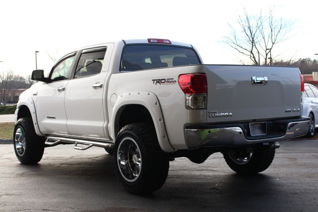 2012 Toyota Tundra LTD CrewMax 4x4 TRD OFF-ROAD - LIFTED Mooresville , NC 26