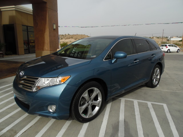 2012 Toyota Venza Limited AWD Bullhead City, Arizona 2