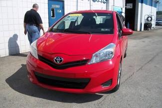 2012 Toyota Yaris LE Bentleyville, Pennsylvania 33