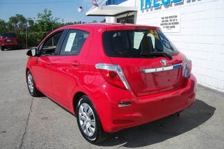 2012 Toyota Yaris LE Bentleyville, Pennsylvania 45