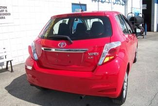2012 Toyota Yaris LE Bentleyville, Pennsylvania 20