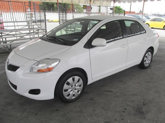 2012 Toyota Yaris This particular vehicle has a SALVAGE title Please call or email to check avail