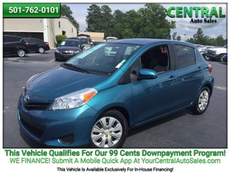 2012 Toyota YARIS  | Hot Springs, AR | Central Auto Sales in Hot Springs AR