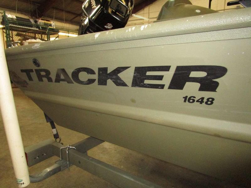 2012 Tracker Grizzly 1648   in Charleston, SC