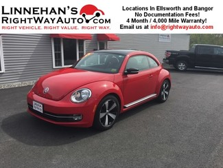 2012 Volkswagen Beetle in Bangor, ME
