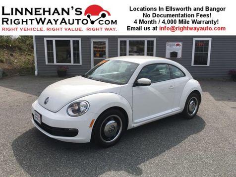 2012 Volkswagen Beetle 2.5L PZEV in Bangor