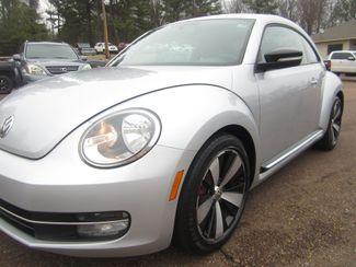 2012 Volkswagen Beetle 2.0T Turbo w/Sound/Nav PZEV Batesville, Mississippi 9
