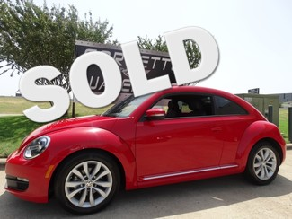 2012 Volkswagen Beetle in Dallas Texas