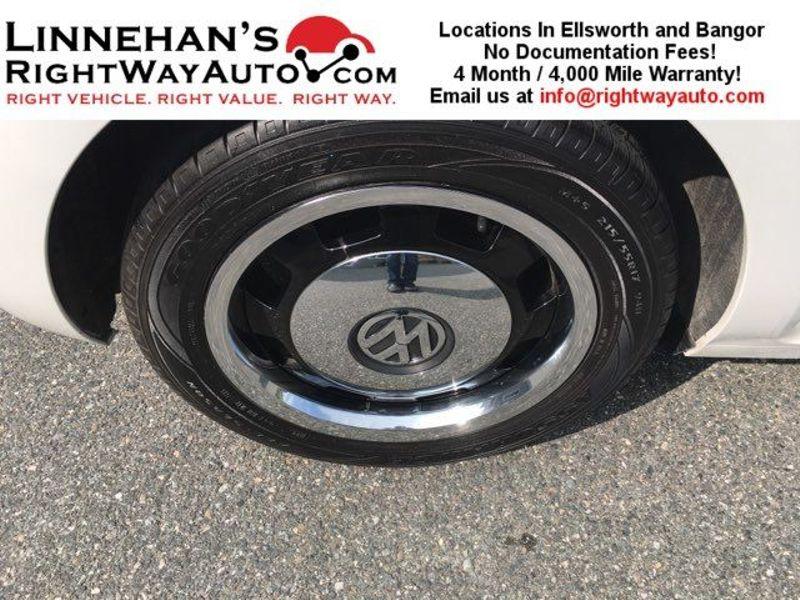 2012 Volkswagen Beetle 25L PZEV  in Bangor, ME