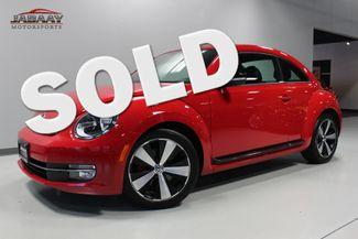 2012 Volkswagen Beetle 2.0T Turbo w/Sound/Nav PZEV Merrillville, Indiana