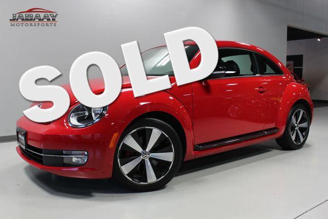 2012 Volkswagen Beetle 2.0T Turbo w/Sound/Nav PZEV Merrillville, Indiana 0