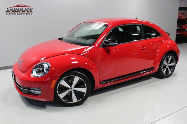 2012 Volkswagen Beetle 2.0T Turbo w/Sound/Nav PZEV Merrillville, Indiana 25