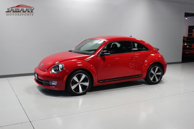 2012 Volkswagen Beetle 2.0T Turbo w/Sound/Nav PZEV Merrillville, Indiana 30