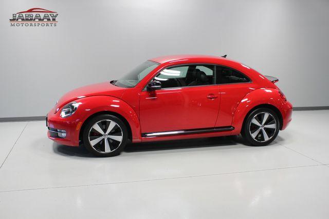 2012 Volkswagen Beetle 2.0T Turbo w/Sound/Nav PZEV Merrillville, Indiana 31