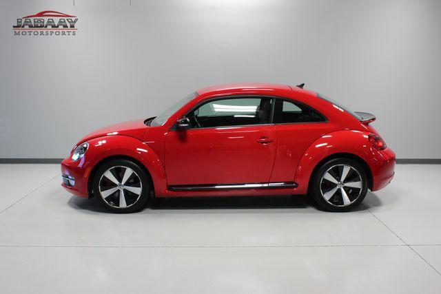 2012 Volkswagen Beetle 2.0T Turbo w/Sound/Nav PZEV Merrillville, Indiana 32