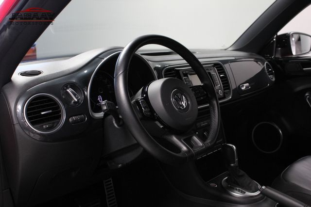 2012 Volkswagen Beetle 2.0T Turbo w/Sound/Nav PZEV Merrillville, Indiana 9
