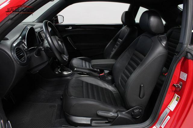 2012 Volkswagen Beetle 2.0T Turbo w/Sound/Nav PZEV Merrillville, Indiana 10