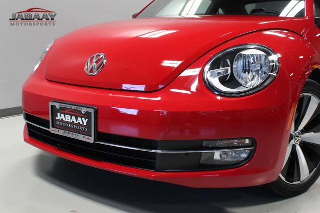 2012 Volkswagen Beetle 2.0T Turbo w/Sound/Nav PZEV Merrillville, Indiana 26