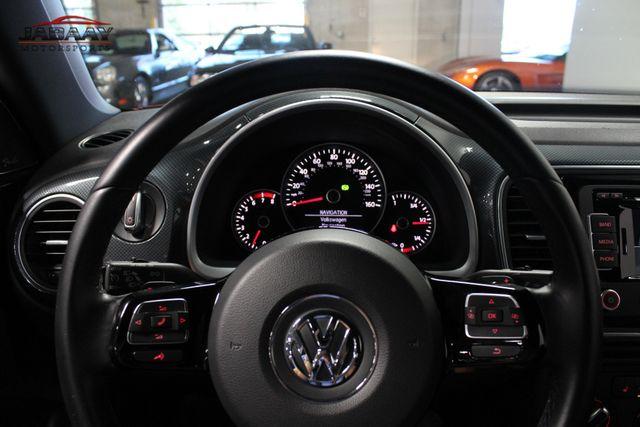 2012 Volkswagen Beetle 2.0T Turbo w/Sound/Nav PZEV Merrillville, Indiana 17